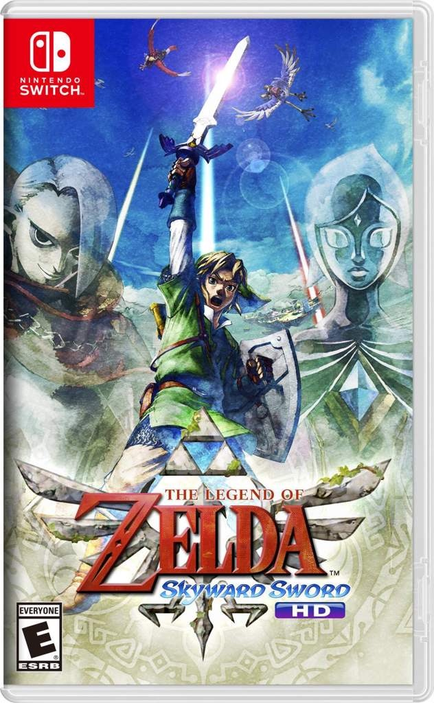Nintendo Switch The Legend of Zelda Skyward Sword HD הזמנה מוקדמת