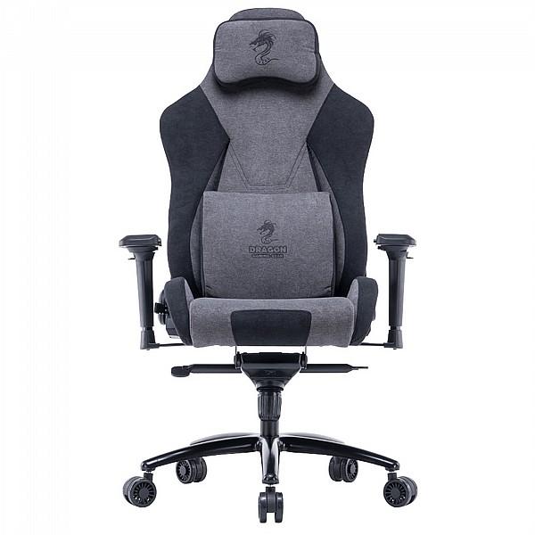 Dragon Black Mamba - כיסא גיימניג אפור