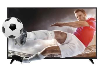 """מסך טלוויזיה FJ-55F 55"""" SMART TV UHD FRAMELESS"""
