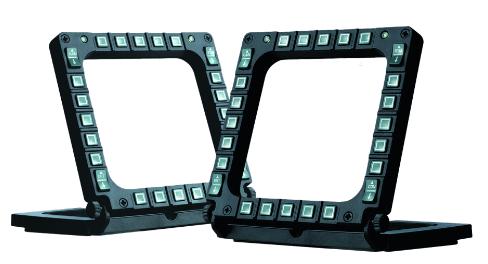 MFD Cougar Pack – צג בקרה פונקציונלי