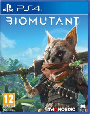Biomutant PS4 הזמנה מוקדמת