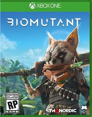 Biomutant XBOX ONE הזמנה מוקדמת
