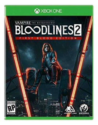 Vampire: The Masquerade - Bloodlines 2 Xbox One הזמנה מוקדמת
