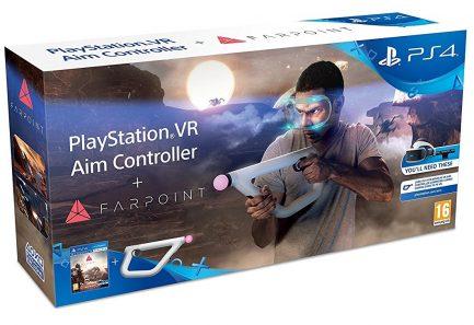 רובה Farpoint + Sony PlayStation VR Aim Controller Ps4