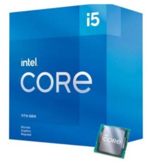 מעבד INTEL Core i5-11600K up to 4.90GHz 12MB Cache BOX LGA1200