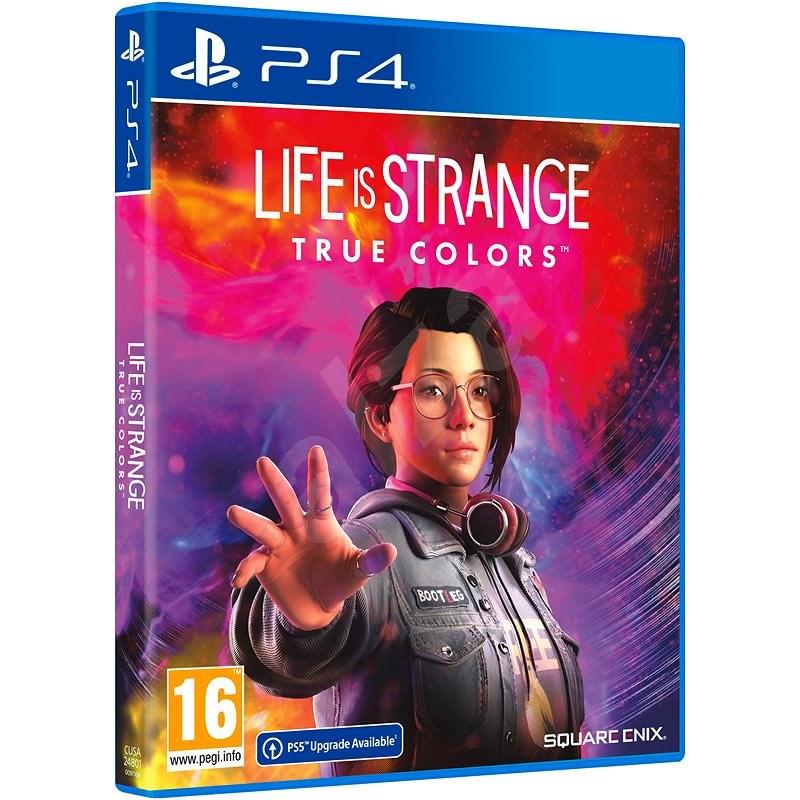 הזמנה מוקדמת PS4 Life Is Strange True Colors