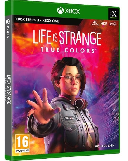 הזמנה מוקדמת Xbox Life Is Strange True Colors