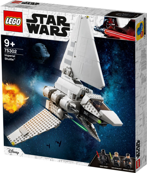 לגו מלחמת-הכוכבים - מעבורת האימפריה 75302
