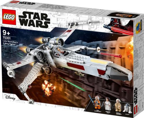 לגו מלחמת הכוכבים - 75301 Luke Skywalker's X-Wing Fighter