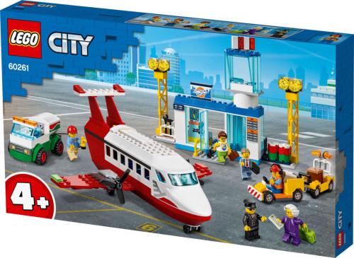 לגו סיטי - שדה תעופה מרכזי 60261