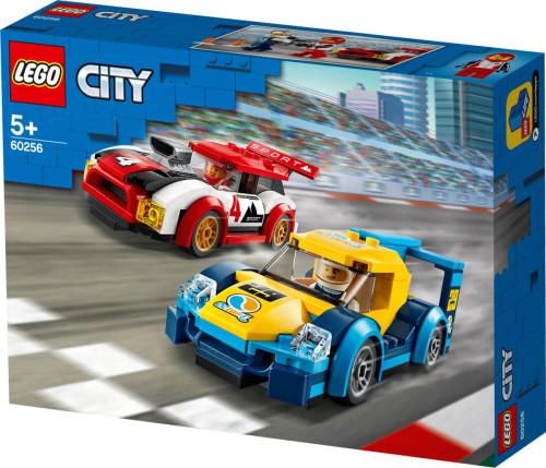 לגו סיטי - מכוניות מירוץ 60256