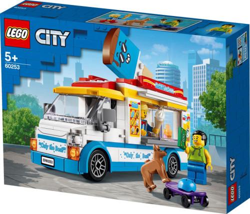 לגו סיטי - משאית גלידה 60253