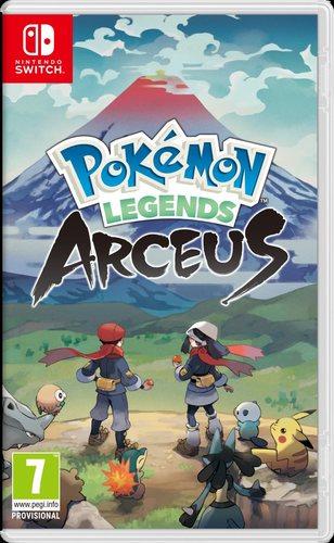 Pokémon Legends: Arceus - הזמנה מוקדמת