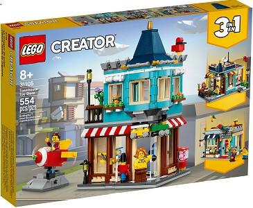 Lego לגו - 31105 - Townhouse Toy Store
