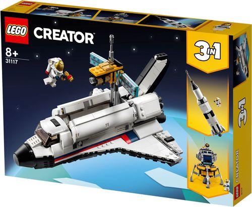 לגו 31117 Lego - Space Shuttle Adventuret