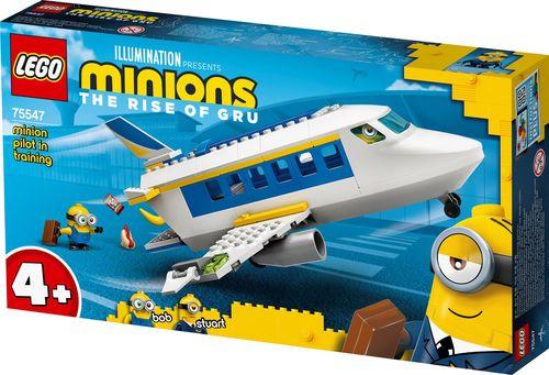 לגו מיניונים - טייס באימונים 75547