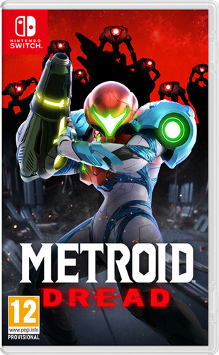 Metroid Dread - הזמנה מוקדמת