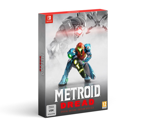 Metroid Dread Special Edition - הזמנה מוקדמת