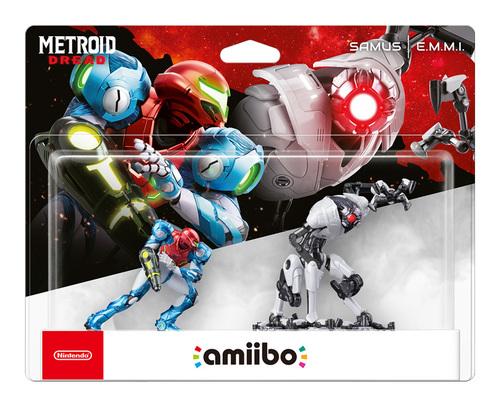 Metroid Dread Samus & E.M.M.I - הזמנה מוקדמת