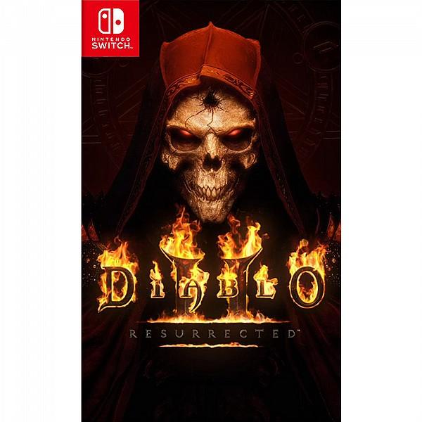 Diablo 2 Resurrected Nintendo Switch הזמנה מוקדמת