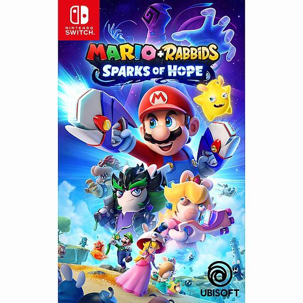 Mario Rabbids Sparks Of Hope Nintendo Switch הזמנה מוקדמת
