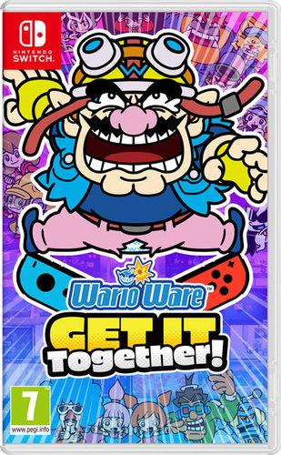 WarioWare™: Get It Together! הזמנה מוקדמת
