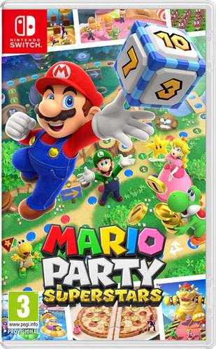 Mario Party Superstars - הזמנה מוקדמת
