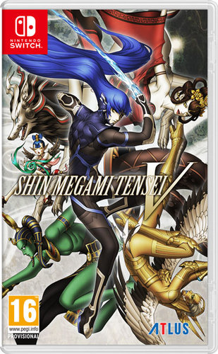 Shin Megami Tensei V - הזמנה מוקדמת