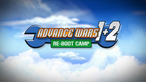 Advance Wars 1+2: Re-Boot Camp - הזמנה מוקדמת