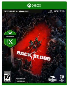 Back 4 Blood Xbox One