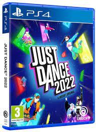 Just Dance 2022 Ps4 מכירה מוקדמת