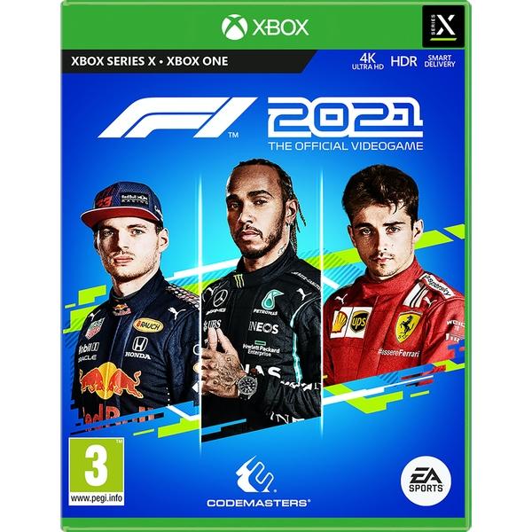 XBOX - F1 2021