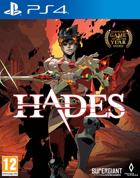 PS4 - HADES