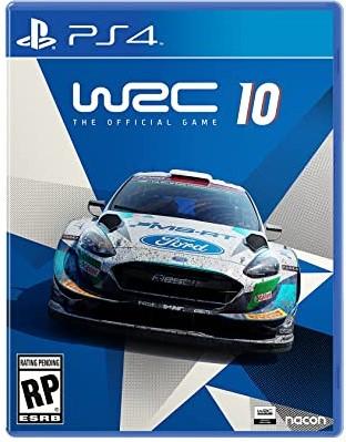 PS4 - WRC 10 הזמנה מוקדמת