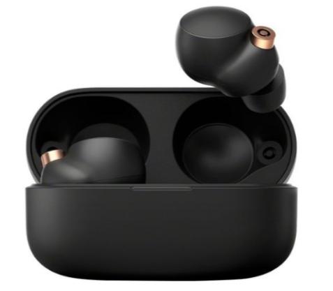 אוזניות Sony WF-1000XM4 True Wireless סוני