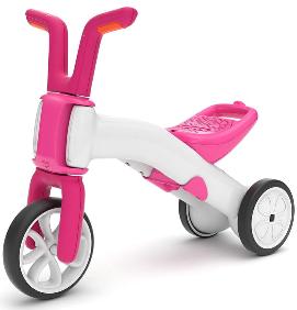 אופני איזון בונזי ורוד CHILLAFISH