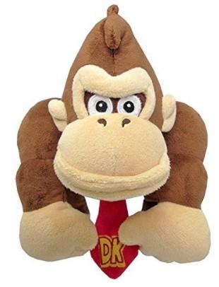 """בובת פרווה - 25 ס""""מ Donkey Kong"""