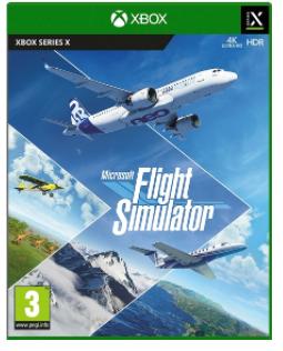 Microsoft Flight Simulator Xbox Series