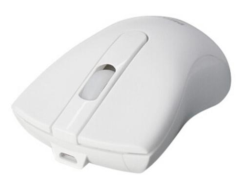 עכבר אלחוטי Philips M211 לבן