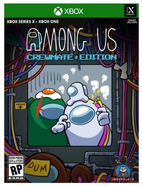 Among Us Crewmate Edition Xbox הזמנה מוקדמת