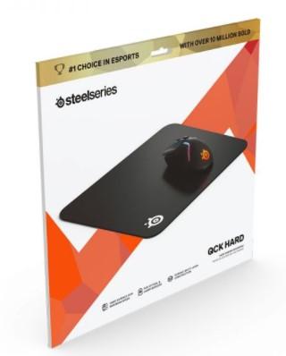 משטח לעכבר בעל מרקם קשיח Steelseries QCK Hardpad