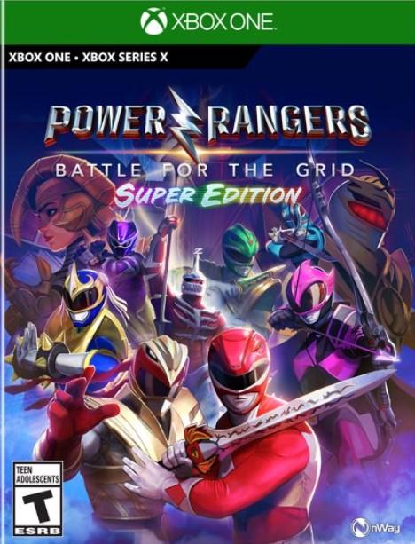 Power Rangers: Battle for the Grid Super Edition Xbox הזמנה מוקדמת