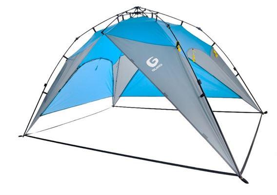 אוהל צל QUEST - כחול