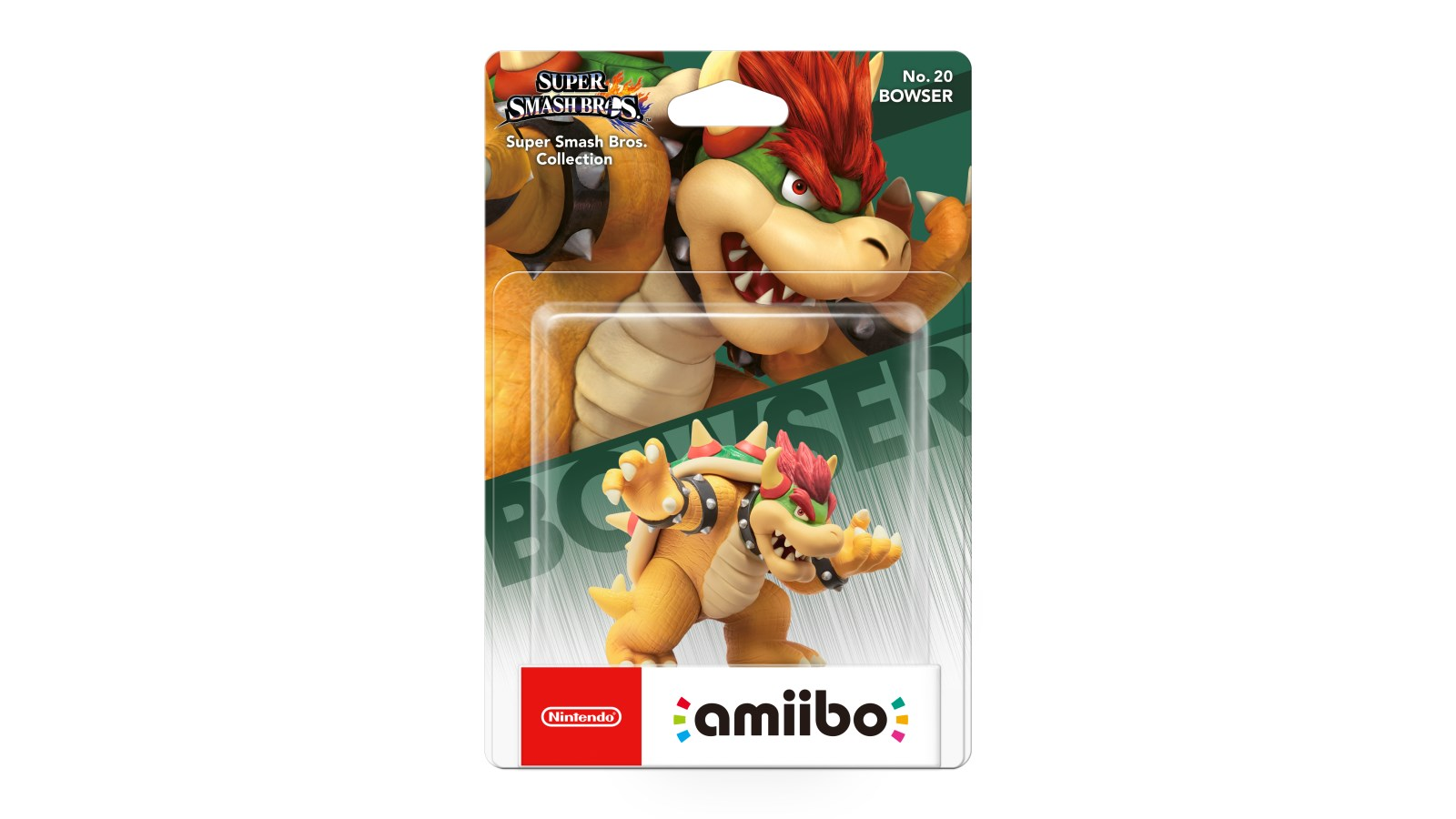 אמיבו – Bowser (סדרת Super Smash Bros)
