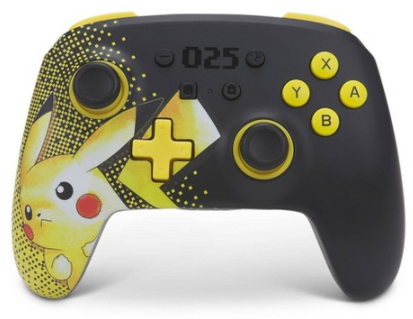 Power A Enhanced controller Pikachu 025
