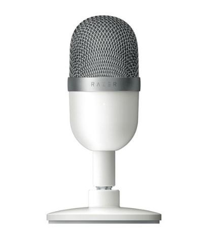 מיקרופון למחשב Razer Seiren Mini לבן