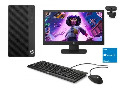 חבילת חזרה לבית ספר במבצע - מחשב HP+מסך 24 אינץ+מצלמה+מקלדת ועכבר ומערכת הפעלה !
