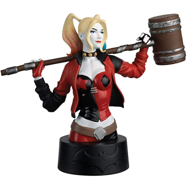 DC Comics Harley Quinn Bust