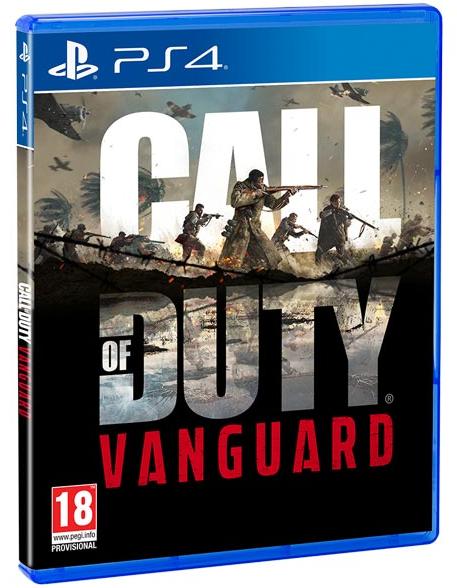 Call Of Duty Vanguard Ps4 מכירה מוקדמת