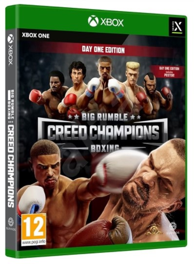 Big Rumble Boxing Creed Champions Day One Edition Xbox One